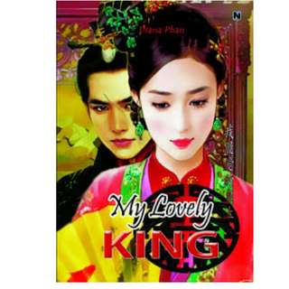Ebook My Lovely King - Diana Phan
