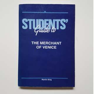 STUDENTS' GUIDE TO THE MERCHANT OF VENICE