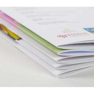 Books & Booklets Printing Services