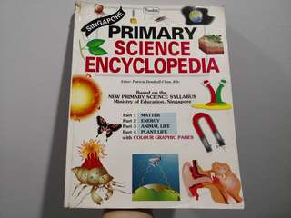 Singapore Primary Science Encyclopedia