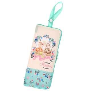 Japan Disneystore Disney Store Chip & Dale Forest Umbrella Pouch