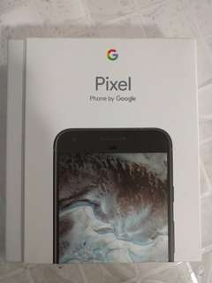 Google™ Pixel XL 32GB brandnew in box sealed
