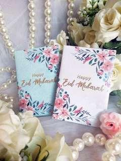 Amplop Lebaran / Eid Mubarak Edition 2018