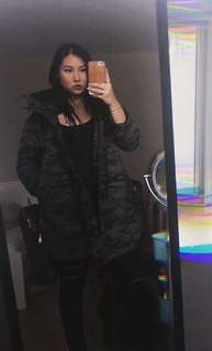 Camo Jacket M