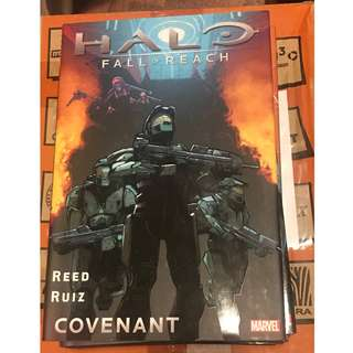 Halo:Fall of Reach Covenant