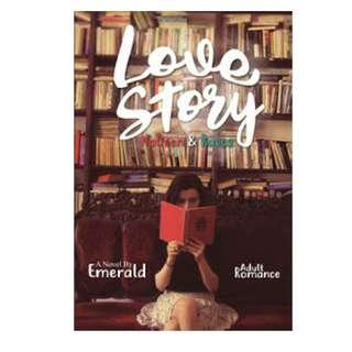 Ebook LOVE STORY - Emerald