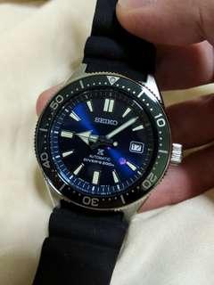 Brand New In Box Seiko SBDC053 Blue Prospex Diver For Sale!
