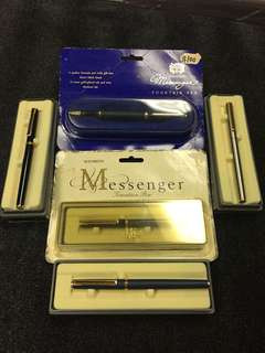 MESSENGER fountain pen