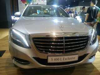 For Sale Mercedes-Benz S400 (Ex Demo) Best Deal