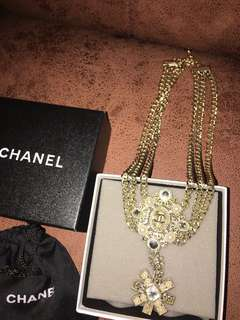 Chanel elegant jewelry pre-loved