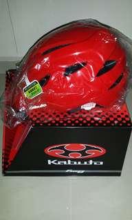 OGK Kabuto FM-8 trail helmet. Asian fit.