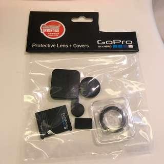 GoPro 原裝行貨 protective lens + covers