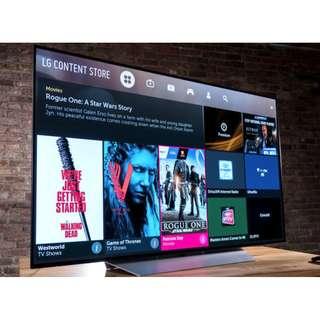 """LG Oled 65"""" TV C7 (2017 model)"""