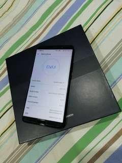 Huawei Mate 10 Black Jual atau Downgrade + Cash