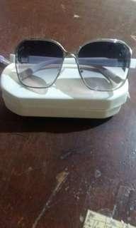 Kacamata fashion swarovski