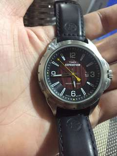 Timex Expedition(Slightly used)