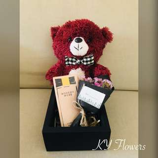 Flowers Gift Set