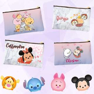 Customisable Tsum Tsum Pouch