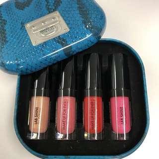 (New) Make Up Forever Lip Gloss Set