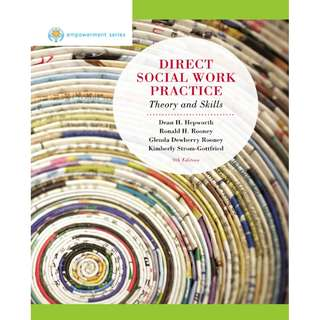Direct Social Work Practice 9th edition