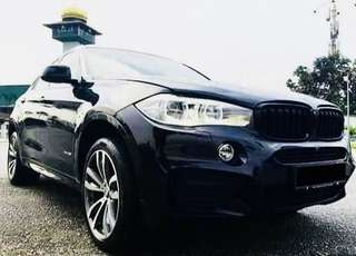 BMW X6 M-SPORT X6 2016 SAMBUNG BAYAR