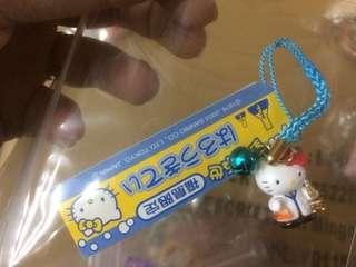 Hello kitty 電話繩-日本限定9