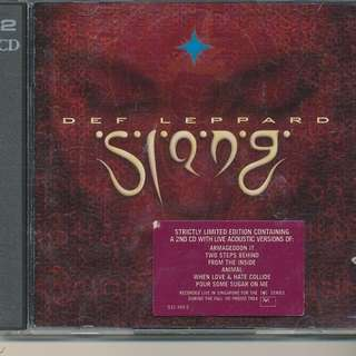 Def Leppard - Slang (2-CD) [b5]