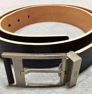 Dior Homme Christian Dior Leather Belt