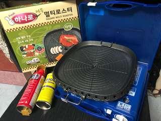 korean samgyupsal set
