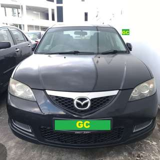 Mazda 3 FOR RENT CHEAPEST RENTAL FOR Grab/Ryde/Personal