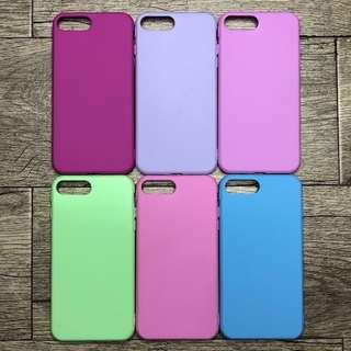 7plus 8plus silicon case