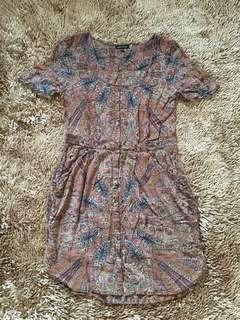 Warehouse summer dress (1)