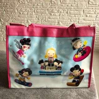 Limited Edition Harajuku Lovers Bag Reduce to $25