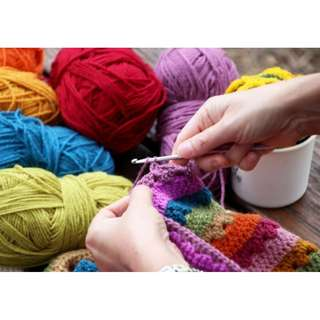 Crochet or Embroidery Class Provider