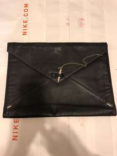 Jean Paul gaultier Clutch briefcase 28x39cm