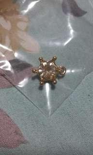 DIY Diamond Crown Charms