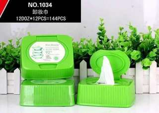 Cleansing Tissue