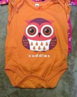 Cuddles romper