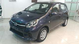 Perodua Axia G, direct message for more info