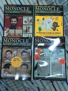 Monocle Fashion Magazine