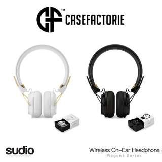 Sudio Regent Bluetooth Wireless On-Ear Headphone