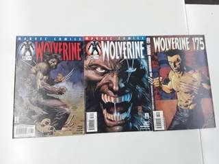 Wolverine The Logan Files (1988 1st Series) Comics Set