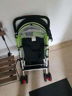 Nice baby stroller
