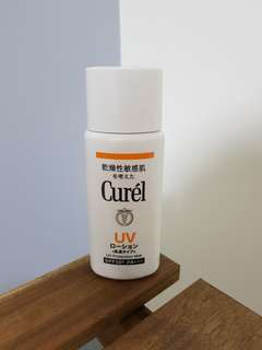 Curél UV Protection milk SPF50+ PA+++