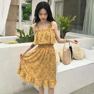 [PO] vintage off shoulder dress