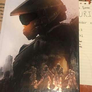 Halo 5 Game guide