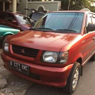 Mitsubishi Kuda GLX 2001