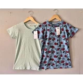 Bershka Overun Shirts