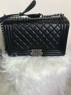Replica Chanel Le Boy