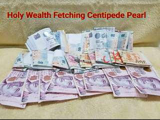 Centipede Pearl Wealth Fetching (蜈蚣珠)